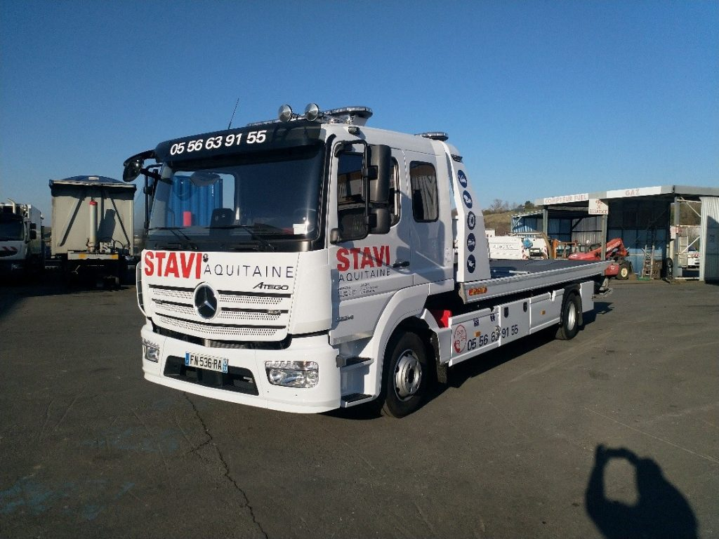 Camion STAVI